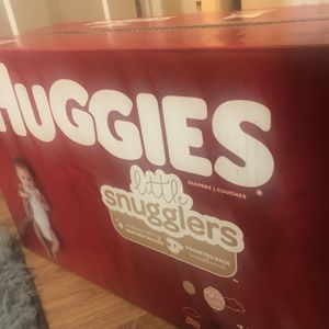 Size 1 Huggies Diapers for Sale in Quincy, MA