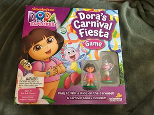 Brand new kids Dora carnival fiesta game for Sale in Hyattsville, MD