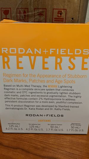 BRAND NEW RODAN + FIELDS REG SIZE for Sale in Port Orchard, WA