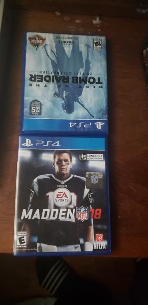Ps4 games for Sale in Florissant, MO