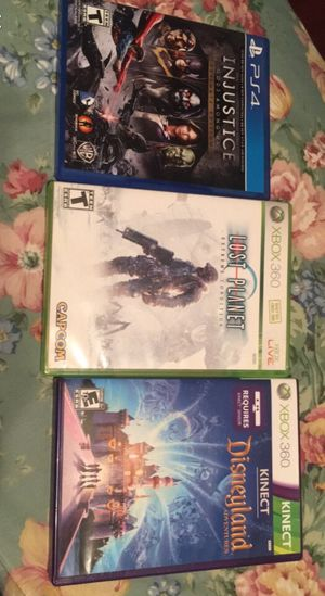 PS4 and Xbox 360 Games for Sale in Lawrenceville, GA