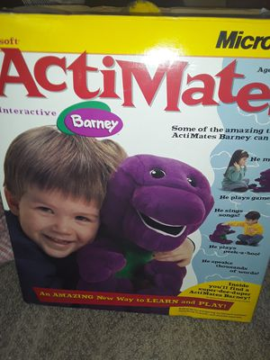 BARNEY ACTIMATE for Sale in Anaheim, CA