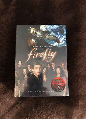 Firefly DVD collection complete for Sale in Hawthorne, CA