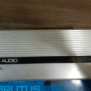 JLAUDIO JX 360/4 Amplifier for Sale in Delano, CA
