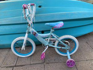 "Disney Frozen Huffy 14"" kids bike bicycle for Sale in San Diego, CA"