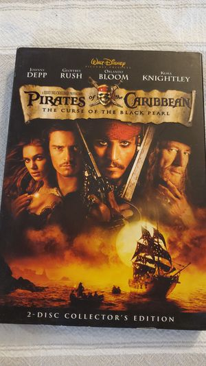 Pirates of the Caribbean: Curse of the Black Pearl for Sale in Orange, CA