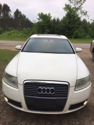 2005 Audi A6 S Line for Sale in Mancelona, MI