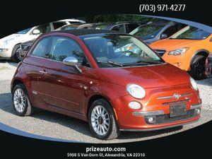 2012 FIAT 500 for Sale in Alexandria, VA