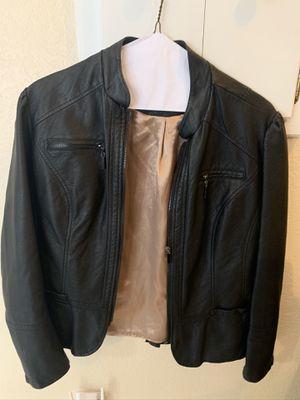 Suede Jacket Black for Sale in Carrollton, TX