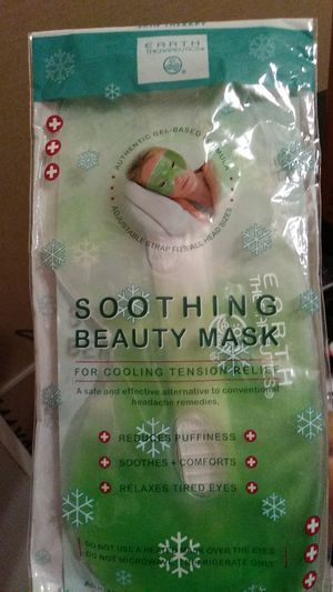 Soothing beauty mask new for Sale in OR, US