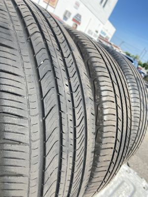 4 used 205/60/16 Michelin latitude tour hp tires for Sale in Philadelphia, PA