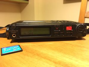 Marantz PMD670 Solid State Recorder for Sale in Alameda, CA