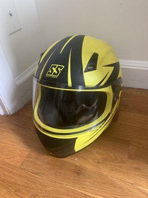 Revzilla Medium Size Motorcycle Helmet for Sale in Melrose, TN