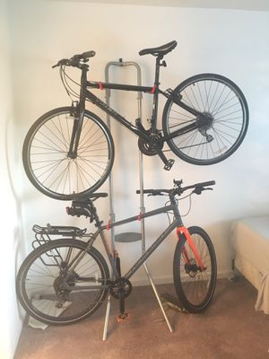 Bike rack gravity stand for Sale in Carlsbad, CA
