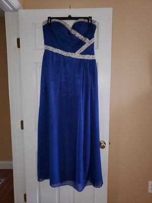 Prom Dress - Size XL - Only worn once. for Sale in Stafford, VA