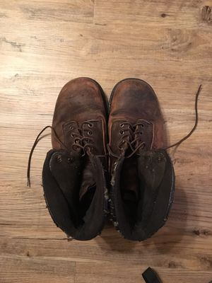 Steel Toed Work Boots for Sale in Pittsburgh, PA