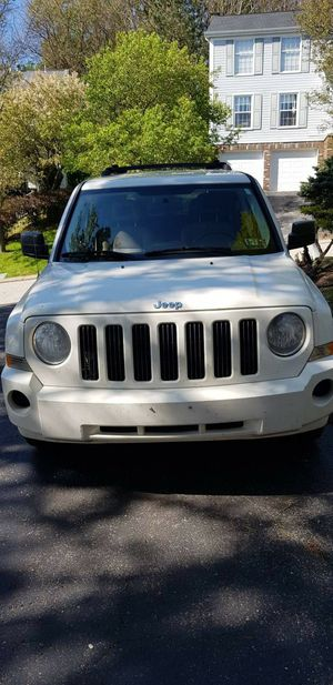 2008 Jeep Patriot Sport 4x4 for Sale in Pittsburgh, PA