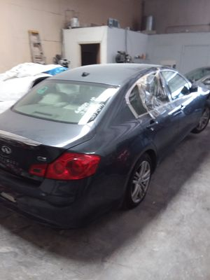 2012 infiniti g35 g25 g37 parts for Sale in Fort Worth, TX