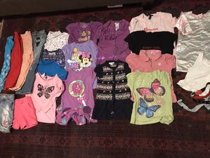 5 years girl clothes for Sale in Los Angeles, CA