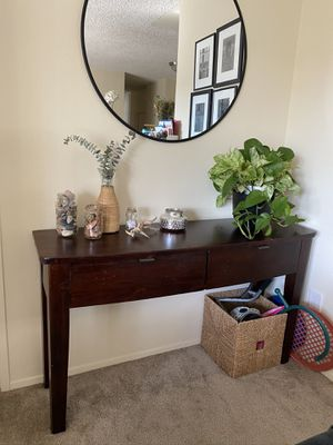 Entryway wood table for Sale in San Diego, CA