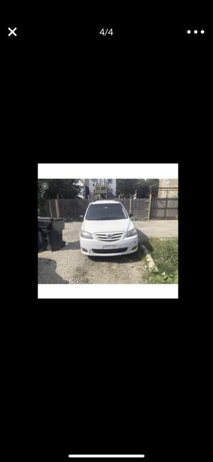 2005 Mazda mpv !!! Relocating soon !! Needs to sell ASAP !! for Sale in Chicago, IL