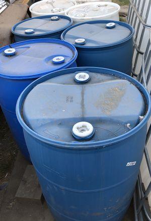 Plastic barrels for Sale in Ventura, CA