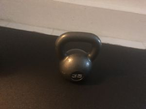 Kettle bell for Sale in Bronx, NY