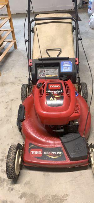 Toro lawn mower 22' for Sale in Marietta, GA