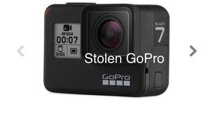 Stolen GoPro 7 Alert! for Sale in Escondido, CA