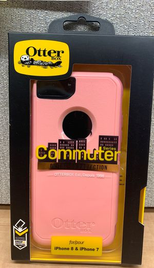 iPhone 7 & 8 OTTERBOX case new #50 for Sale in Moreno Valley, CA