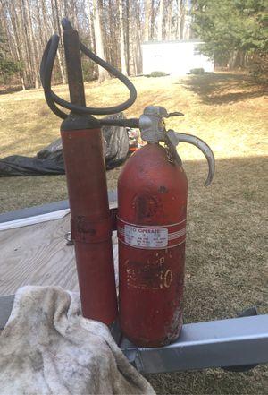 Antique fire extinguisher for Sale in Ellington, CT