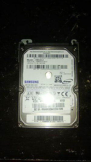 Samsung 500 gb laptop HD for Sale in Glendale, AZ