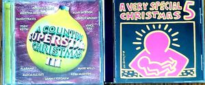 Two Christmas Cd's for Sale in Lacey, WA