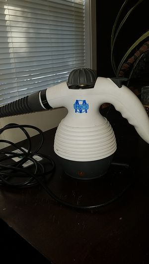 H20 Portable Steam Cleaner YQ3888 for Sale in Lawrenceville, GA