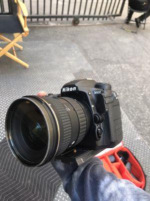Nikon D500 for Sale in Los Alamitos, CA