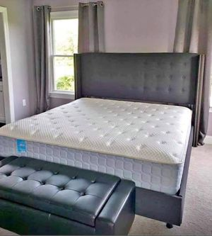 MUST GO!!! QUEEN MATTRESS SET - BRAND NEW! ANY SIZE FROM $39 DOWN for Sale in Bloomington, IL