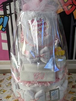 Baby .Girl Gift Cake for Sale in Dallas,  TX
