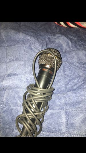 Audio technica microphone pro 3 series for Sale in Rialto, CA