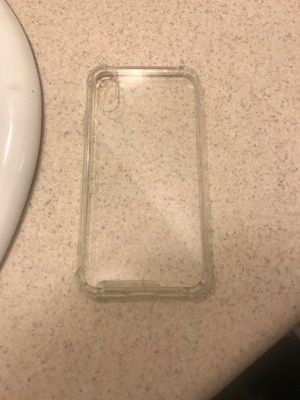 Iphone xr clear case for Sale in Arroyo Grande, CA