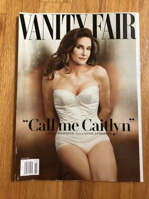 Vanity Fair Caitlyn Jenner Cover for Sale in Jersey City, NJ