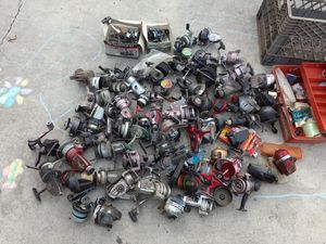Fishing reels lot for Sale in Anaheim, CA