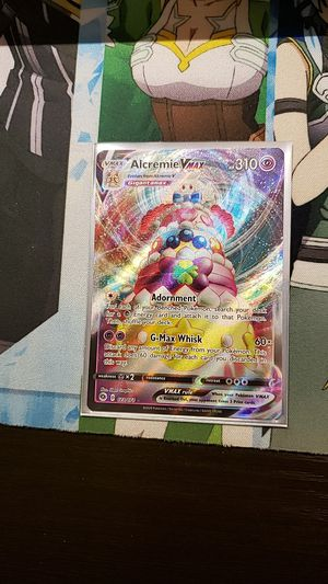 Pokemon Alcremie Vmax for Sale in Pittsburgh, PA