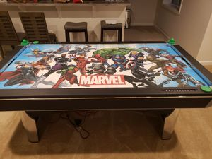 Air Hockey Table - Marvel Super Heros for Sale in Bowie, MD