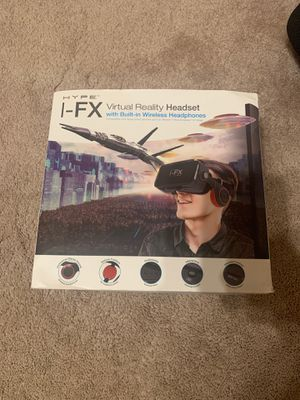 I-fix virtual reality headset for Sale in Portland, OR