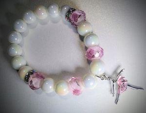 Ballerina beaded bracelet for Sale in Spring, TX