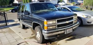 1997 Chevy Tahoe for Sale in Fowler, CA