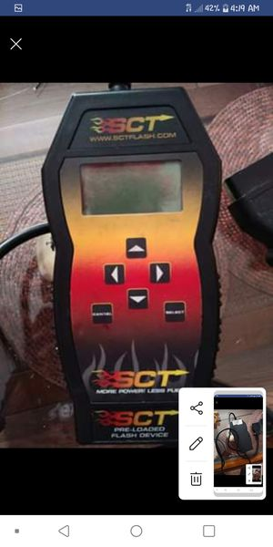 Sct performance programmer for Sale in Madison Heights, VA