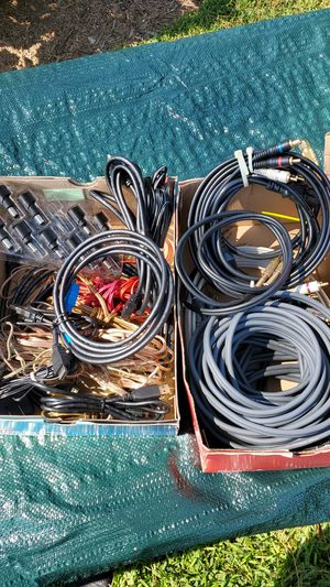 Misc wires for Sale in Portsmouth, VA