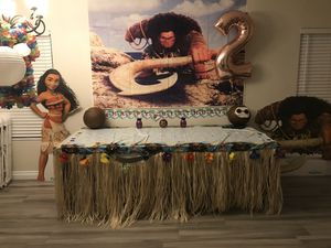 Moana Maui backdrop for Sale in Highland, CA