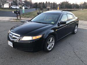 2006 Acura TL for Sale in Bristow, VA